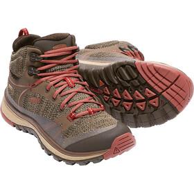 Keen W's Terradora WP Mid Shoes canteen/marsala